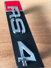 LOGO RS4 KÜHLERGRILL AUDI A4 S4 QUATTRO S-LINE RS sigel ORIGINAL audi