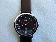 BMW E30 M3, E36 M3 SEEDOMETER WATCH, SWISS MADE, MINT CONDITION