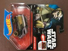 Hot Wheels Star Wars Rebels Character Cars - No. 16 Garazeb Orrelios