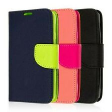 For LG Transpyre / Tribute / F60 Phone Wallet Case Flip Stand Cover
