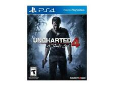 Uncharted 4: A Thief's End for PlayStation 4~Brand New!