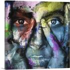 ARTCANVAS Colorful Mask Home decor Canvas Art Print