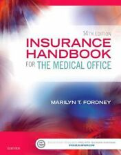 Insurance Handbook for the Medical Office by Marilyn Fordney (2016, Paperback)