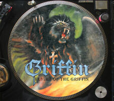 "Griffin  – Flight Of The Griffin Mega Rare 12"" Picture Disc Maxi Single LP NM"