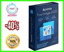 Acronis True Image 2020 🔥 Full License Key ✅ Lifetime Activation