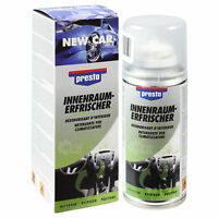 Presto Klimaanlagenreiniger Innenraumerfrischer 150ml Dose  New Car Duft 408816