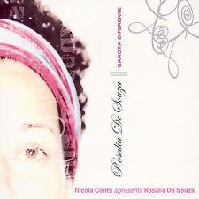 Rosalia De Souza: Garota Diferente by Rosalia de Souza (CD, Oct-2004, Schema)