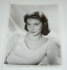Donna Anderson On the Beach 1959 Original Still Vintage Publicity Production