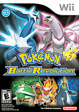 Pokemon Battle Revolution by Nintendo