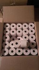 Thermal POS Printers & Cash Register Receipt Paper Rolls 2 1/4'' x 230' 50 Rolls