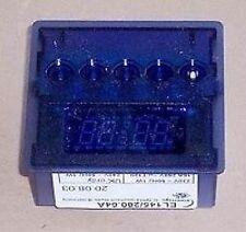 Belling Lamona Ocio CM10FRCP ze5nvw levc66s Temporizador Horno Genuino 267100063