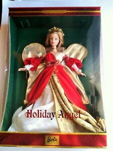 Barbie Angel  #2 Barbie Doll  Collector Holiday