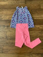 Used Once! Girl Cherokee Outfit Size 6 Outfit Clothes Legging