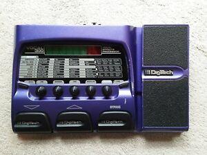 DIGITECH Vocal 300 Effects Processor pedal vocalist vocal300 V300