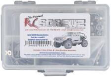RC Screwz AXI011 Stainless Steel Screw Kit SCX10 Honcho