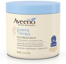 AVEENO Eczema Therapy Itch Relief Balm 11 oz