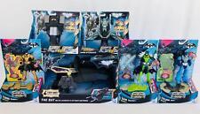 Lot Batman The Dark Knight Rises Vehicles & Figures Bat Hoverjet