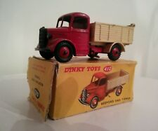 Dinky Toys 410 Bedford End Tipper with original box
