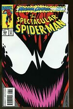 SPECTACULAR SPIDER-MAN #203 NM- 9.2 MAXIMUM CARNAGE PART 13 1993 MARVEL COMICS