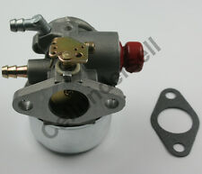 New Carburetor For Tecumseh 640117 640017B 640017A Fits Ohh45 Ohh50 Carb +Gasket