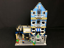 Lego  10190 Market Street Modular Buildings von 2007 Nachbau!!! Rebricked!!!