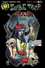 Zombie Tramp #1 One Shot Halloween Special Trom Risque 2014 Action Lab Comics