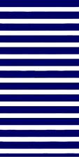 Serviette de plage Drap de bain motif Marin à rayures beach towel Microfibres 7