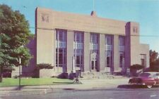 Stroudsburg Pa Post Office Pocono Mountains Monroe County Postcard #21049