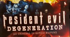 RESIDENT EVIL DEGENERATION ~ DVD HORROR based on the EVIL GAME secrets of FEAR
