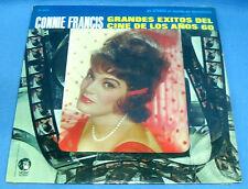 LP CONNIE FRANCIS - GRANDES EXITOS DEL CINE DE LOS ANOS 60 // USA MGM