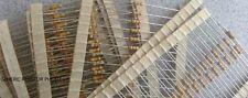 100 x 10K Resistors 5% 1/4W E12 Series Resistor CR25