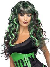 Blood Drip Monster Wig Halloween Frankeinstein Fancy Dress Wig