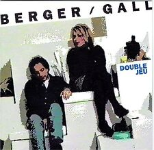 CD - BERGER / GALL - Double jeu