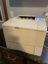 HP LaserJet 4100DTN C8052A Printer w/ Duplex