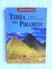 dvd - antico egitto N° 3 - la terra delle piramidi  i segreti dell'antico egitto