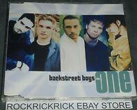 BACKSTREET BOYS - THE ONE -4 TRACK CD-