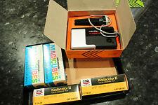 Vintage rare HALINA SUPER MINI 88  Instamatic 110 Camera Lomography Lomo NOS