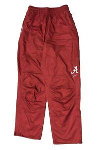Nike Men's Alabama Crimson Tide Authentic Team Gear Storm-Fit Pants 22707X SZ S