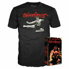 Bloodsport T Shirt Funko Home Video NO VHS Target Exclusive Size L