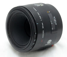 Minolta 50mm F2.8 macro AF- great for autumn- super mounted on Sony DSLR