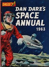 DAN DARE'S SPACE ANNUAL 1963 EX/FINE CONDITION