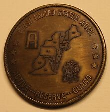 First United States Army Comander's Challenge Coin Army Challenge Coin