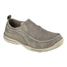Skechers Para Hombre calce relajados elegido Drigo Mocasín