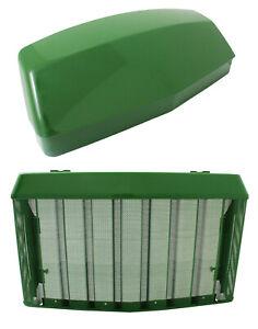 Grille Nose Kit Fits John Deere AM876800 LVU802875 670 770 870 970 790 990 1070