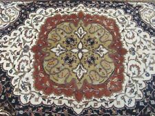 Un maravilloso vieja Alfombra oriental hecho a mano Pakistán (280 X 182 Cm)
