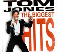 cd TOM JONES LIVE - the biggest hits - live in concert recordings