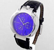 Movado Men's Eliptica Chronograph Blue Dial Sapphire Crystal Watch