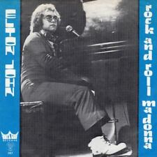Elton John 1970s Vinyl Music Records