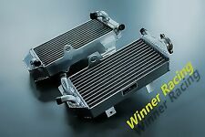 Fit Honda CRF250R/CRF 250 R 2010 2011 2012 2013 aluminum radiator right+left