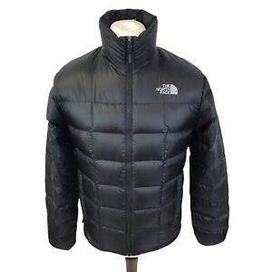 The North Face Puffer Jacket Size Small Mens Goose Down Grade B